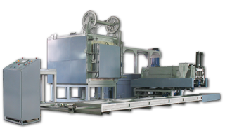 Automatized Furnaces and Heat Treatment Lines